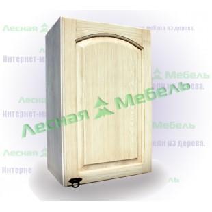 Шкаф настенный для кухни из сосны Викинг