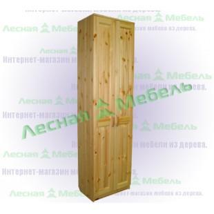 Платяной шкаф из сосны