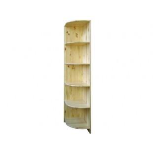 Угловая секция для шкафа из сосны Константин