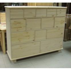 Комод Лесная мебель