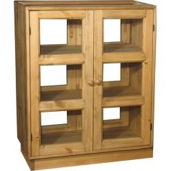 Шкаф-стол ПЛ 30 барный двери с двух сторон