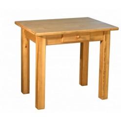 Стол кухонный 120х70 с ящиком ноги70х70 TABLE de CUISINE 120 Т