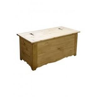 Фотография деревянного сундука Coffre 105