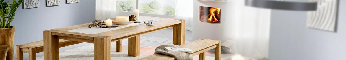 Мебель из массива дуба в стиле лофт. Фото мебели из натурального массива дуба нашего производства.