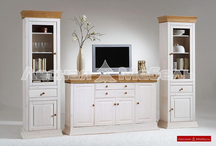 Бостон - коллекция мебели для гостиной из массива сосны