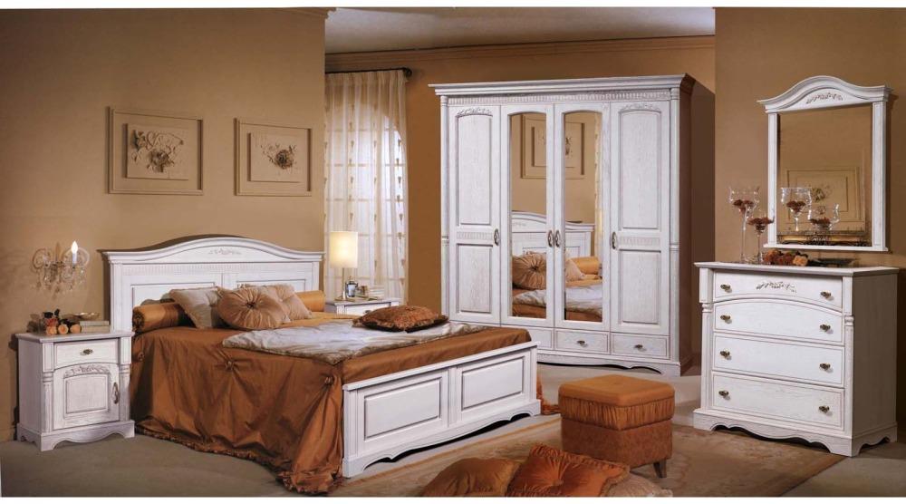 Настоящий дуб у себя в спальне - мебель Паола. Коллекция мебели Паола - мебель для спальни.