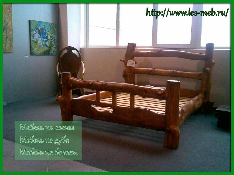 В чем преимущества деревянной мебели из сосны?